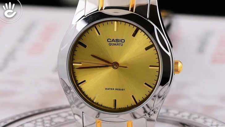 Đồng hồ Casio MTP-1275SG-9ADF giá rẻ, thay pin miễn phí - Ảnh 2