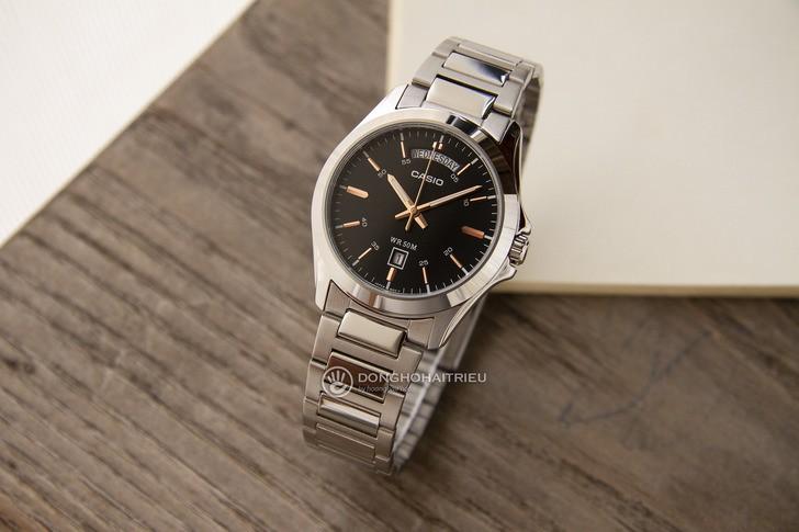 Đồng hồ Casio MTP-1370D-1A2VDF giá rẻ, thay pin miễn phí - Ảnh 1