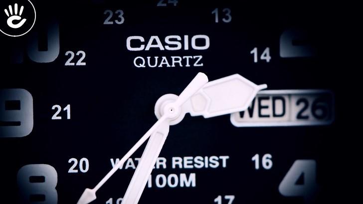 Đồng hồ Casio MRW-200H-1BVDF giá rẻ, thay pin miễn phí - Ảnh 3