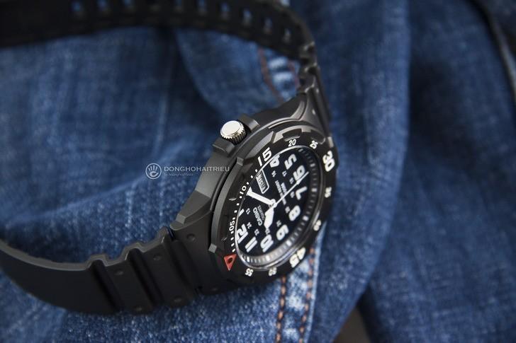 Đồng hồ Casio MRW-200H-1BVDF giá rẻ, thay pin miễn phí - Ảnh 5