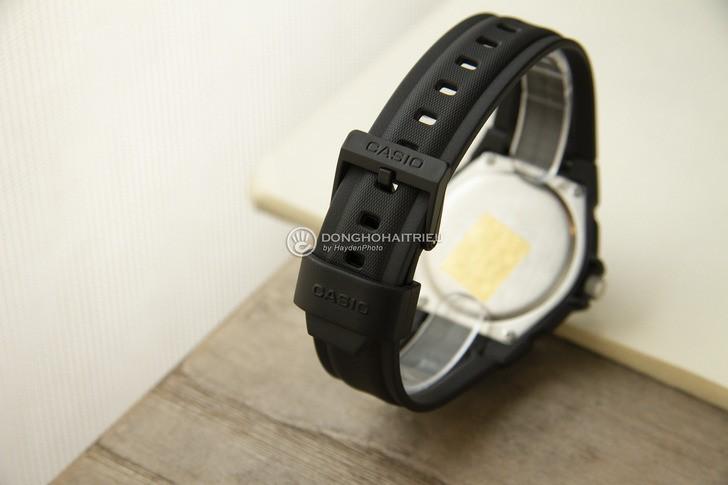 Đồng hồ Casio MW-600F-1AVDF giá rẻ và thay pin miễn phí - Ảnh 4