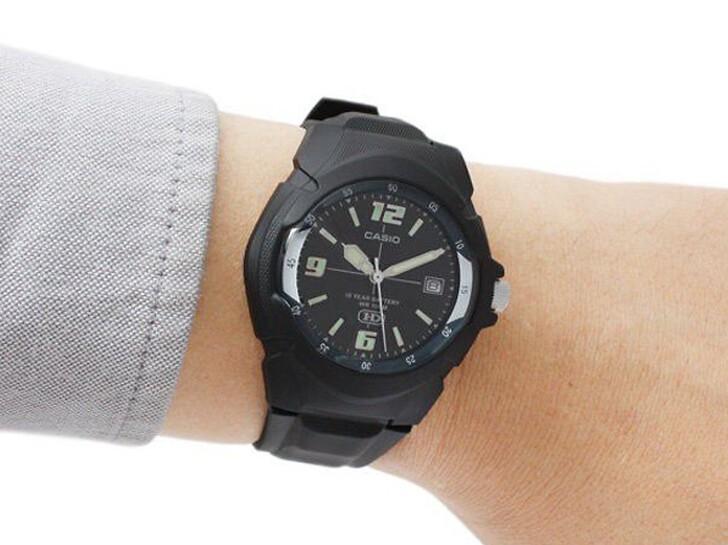Đồng hồ Casio MW-600F-1AVDF giá rẻ và thay pin miễn phí - Ảnh 6