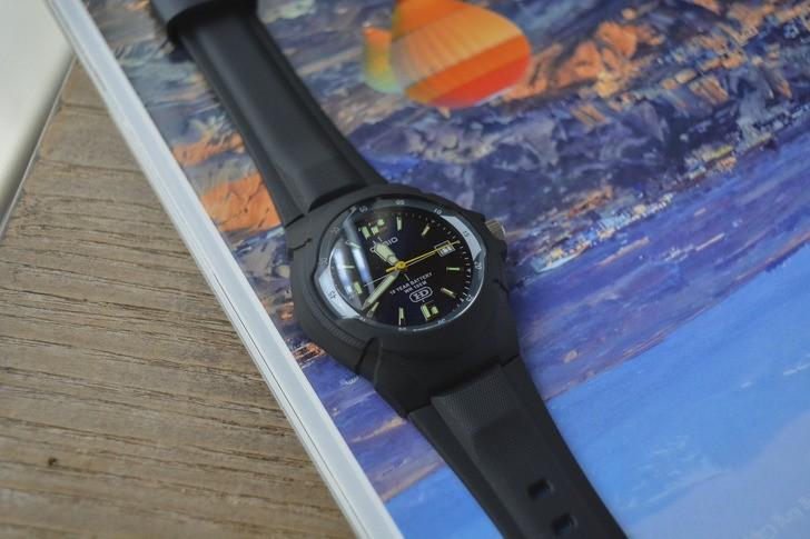 Đồng hồ Casio MW-600F-1AVDF giá rẻ và thay pin miễn phí - Ảnh 7