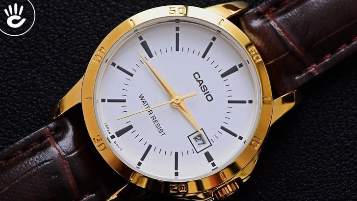 Đồng hồ Casio LTP-V004GL-7AUDF giá rẻ, thay pin miễn phí - Ảnh 2