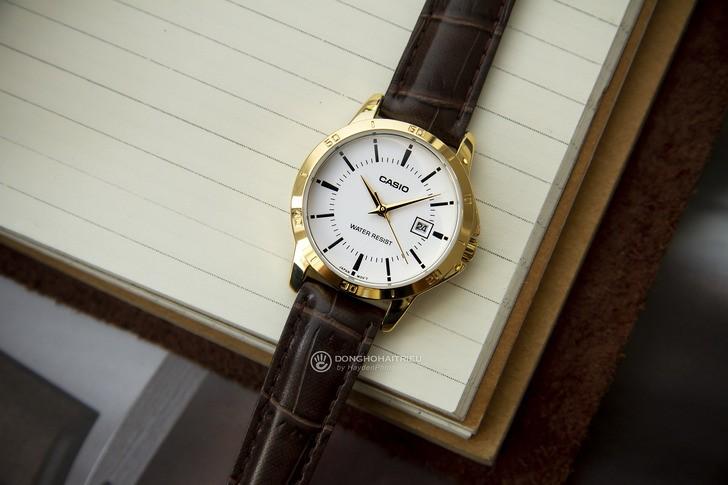 Đồng hồ Casio LTP-V004GL-7AUDF giá rẻ, thay pin miễn phí - Ảnh 8