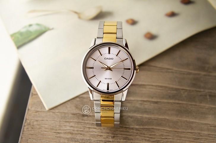 Đồng hồ Casio LTP-1303SG-7AVDF giá rẻ, thay pin miễn phí - Ảnh 5