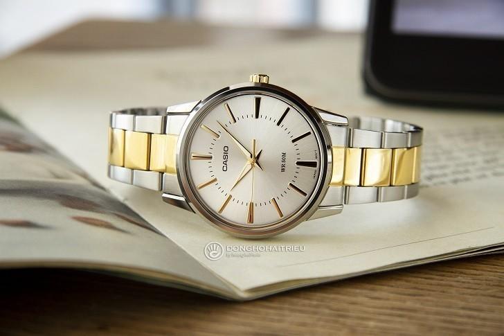Đồng hồ Casio LTP-1303SG-7AVDF giá rẻ, thay pin miễn phí - Ảnh 4