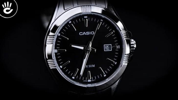 Đồng hồ Casio LTP-1308D-1AVDF giá rẻ, thay pin miễn phí - Ảnh 2