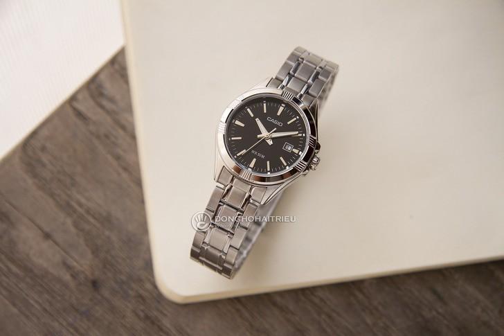 Đồng hồ Casio LTP-1308D-1AVDF giá rẻ, thay pin miễn phí - Ảnh 3