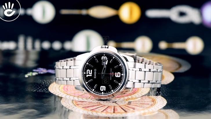 Đồng hồ Casio LTP-1314D-1AVDF giá rẻ, thay pin miễn phí - Ảnh 1