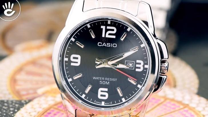 Đồng hồ Casio LTP-1314D-1AVDF giá rẻ, thay pin miễn phí - Ảnh 2