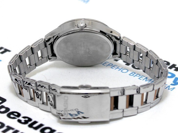 Đồng hồ Casio LTP-2085RG-1AVDF giá rẻ, thay pin miễn phí - Ảnh 4