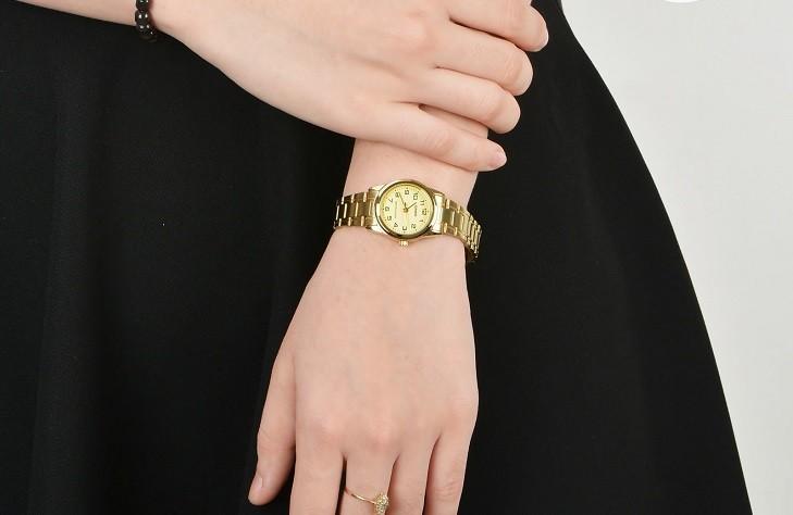 Đồng hồ nữ Casio LTP-V001G-9BUDF sở hữu thiết kế tinh tế - Ảnh 2