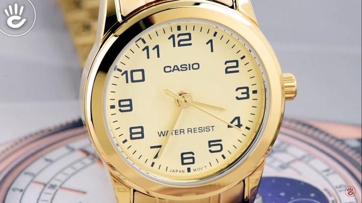 Đồng hồ nữ Casio LTP-V001G-9BUDF sở hữu thiết kế tinh tế - Ảnh 3