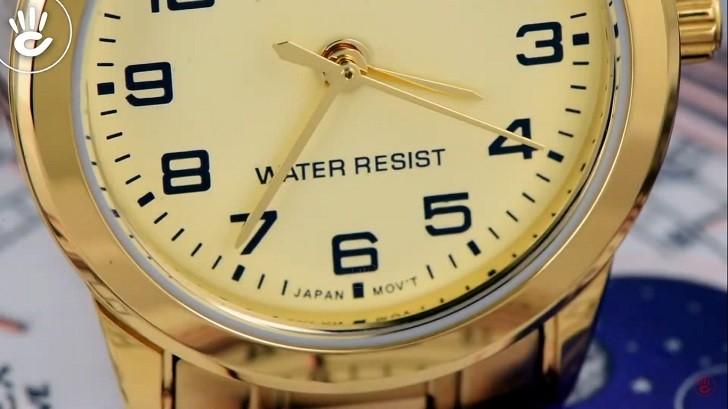 Đồng hồ nữ Casio LTP-V001G-9BUDF sở hữu thiết kế tinh tế - Ảnh 6