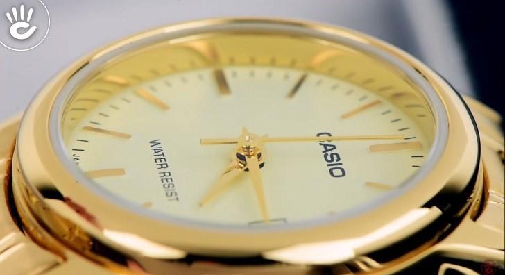 Đồng hồ nữ Casio LTP-V002G-9AUDF giá rẻ, thay pin miễn phí - Ảnh 4