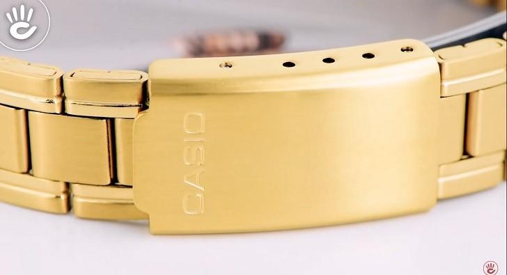 Đồng hồ nữ Casio LTP-V002G-9AUDF giá rẻ, thay pin miễn phí - Ảnh 5