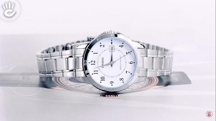 Đồng hồ Casio LTP-V004D-7BUDF giá rẻ, miễn phí thay pin - Ảnh 1