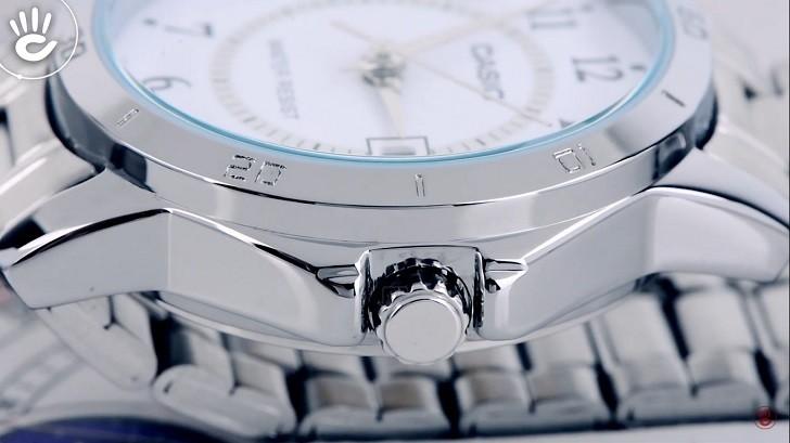 Đồng hồ Casio LTP-V004D-7BUDF giá rẻ, miễn phí thay pin - Ảnh 2