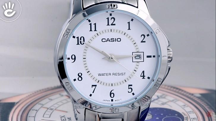 Đồng hồ Casio LTP-V004D-7BUDF giá rẻ, miễn phí thay pin - Ảnh 4