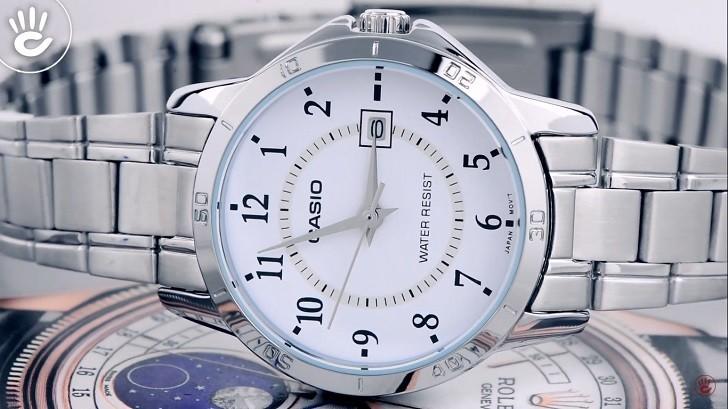 Đồng hồ Casio LTP-V004D-7BUDF giá rẻ, miễn phí thay pin - Ảnh 6
