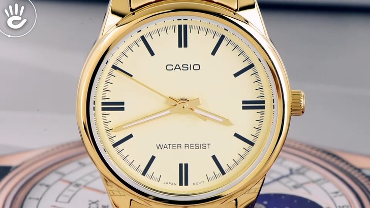Đồng hồ Casio LTP-V005G-9AUDF giá rẻ, thay pin miễn phí - Ảnh 2