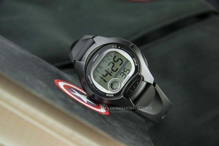 Đồng hồ Casio LW-200-1BVDF giá rẻ, được thay pin miễn phí - Ảnh: 5