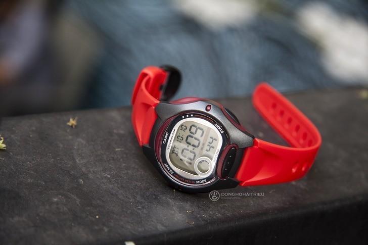 Đồng hồ nữ Casio LW-200-4AVDF giá rẻ, thay pin miễn phí - Ảnh 1