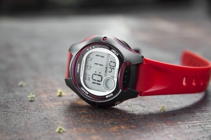 Đồng hồ nữ Casio LW-200-4AVDF giá rẻ, thay pin miễn phí - Ảnh 2