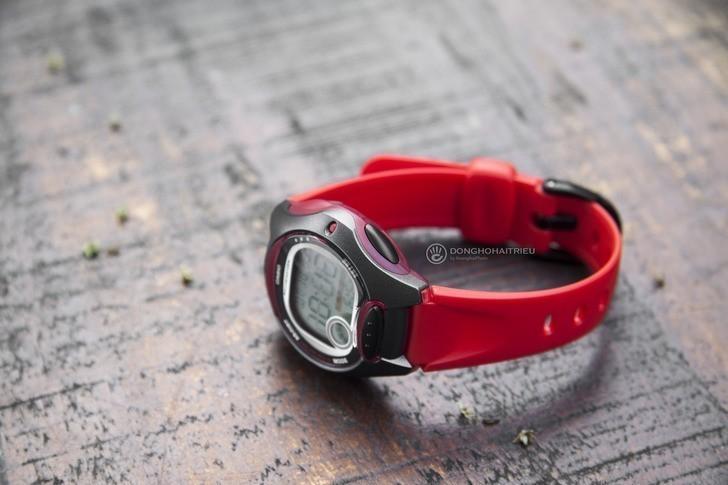 Đồng hồ nữ Casio LW-200-4AVDF giá rẻ, thay pin miễn phí - Ảnh 3