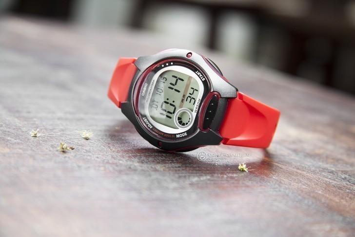 Đồng hồ nữ Casio LW-200-4AVDF giá rẻ, thay pin miễn phí - Ảnh 5