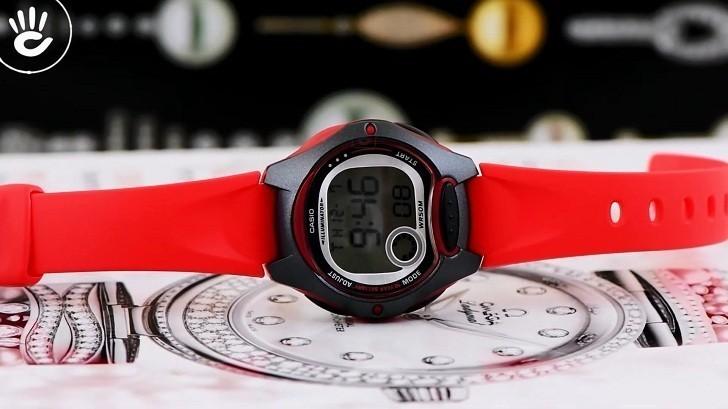 Đồng hồ nữ Casio LW-200-4AVDF giá rẻ, thay pin miễn phí - Ảnh 6