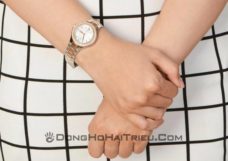 Đồng hồ Casio SHE-4800SG-7AUDR: Hấp dẫn với nét đẹp nữ tính - Ảnh 1