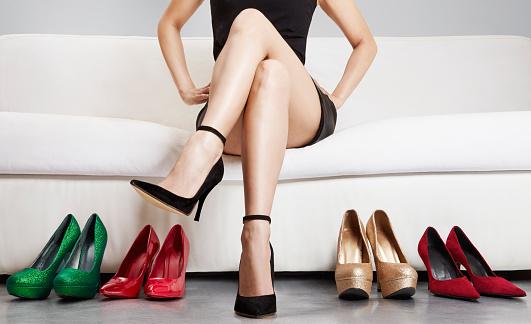 chọn giày công sở giá rẻ phải như thế nào 2
