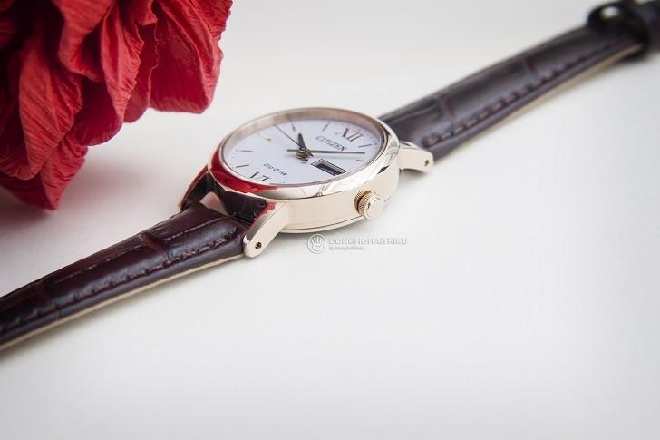 Đồng hồ nữ Citizen EW3252-07A tích hợp bộ máy Eco-Drive - Ảnh 3