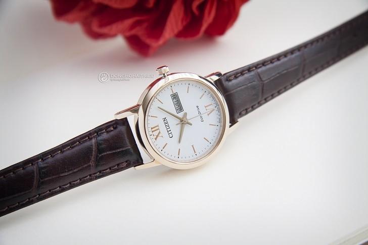 Đồng hồ nữ Citizen EW3252-07A tích hợp bộ máy Eco-Drive - Ảnh 4