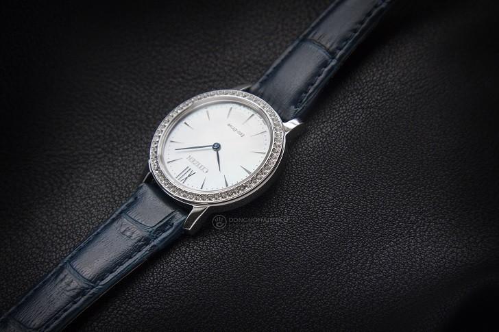Đồng hồ nữ Citizen EX1480-15D bộ máy năng lượng ánh sáng - Ảnh 5