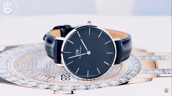 Đồng hồ nữ Daniel Wellington DW00100180 thay pin miễn phí - Ảnh 1