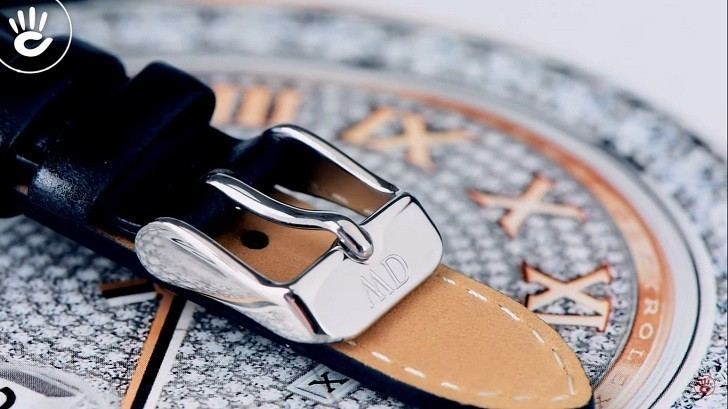 Đồng hồ nữ Daniel Wellington DW00100180 thay pin miễn phí - Ảnh 4