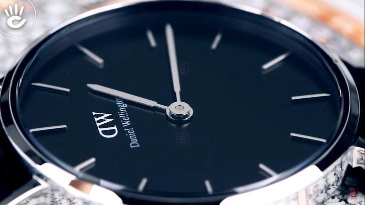 Đồng hồ nữ Daniel Wellington DW00100180 thay pin miễn phí - Ảnh 5
