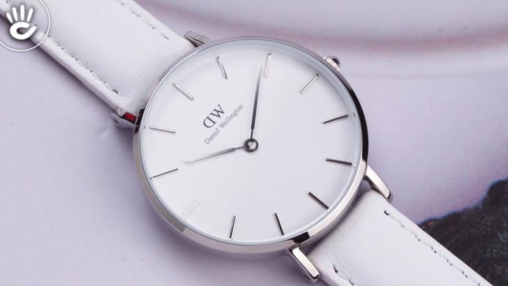 Đồng hồ Daniel Wellington DW00100190 rẻ, thay pin miễn phí - Ảnh 2