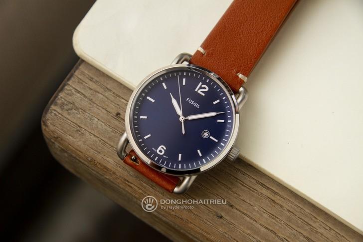 Đồng hồ Fossil FS5325: Sang trọng và quyến rũ từ thiết kế - Ảnh 2