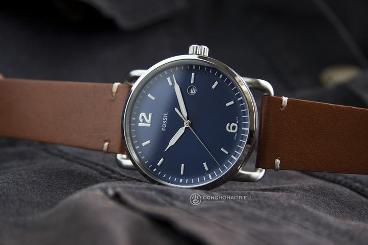 Đồng hồ Fossil FS5325: Sang trọng và quyến rũ từ thiết kế - Ảnh 3