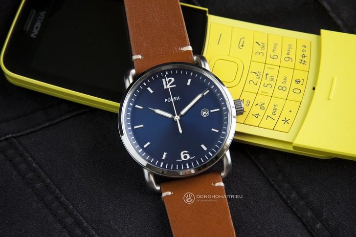 Đồng hồ Fossil FS5325: Sang trọng và quyến rũ từ thiết kế - Ảnh 6