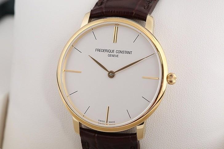 Đồng hồ Frederique Constant FC-200V5S35 kính chống trầy - Ảnh 5