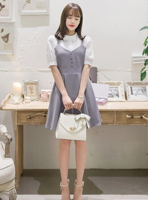 gợi ý muôn kiểu váy liền thân công sở sành điệu nhất 3