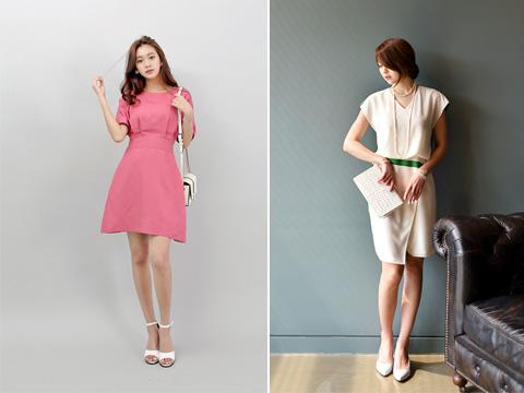 gợi ý muôn kiểu váy liền thân công sở sành điệu nhất