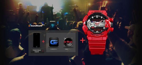 Hướng Dẫn Sử Dụng Đồng Hồ Bluetooth G-Shock Kết Nối Điện Thoại 1