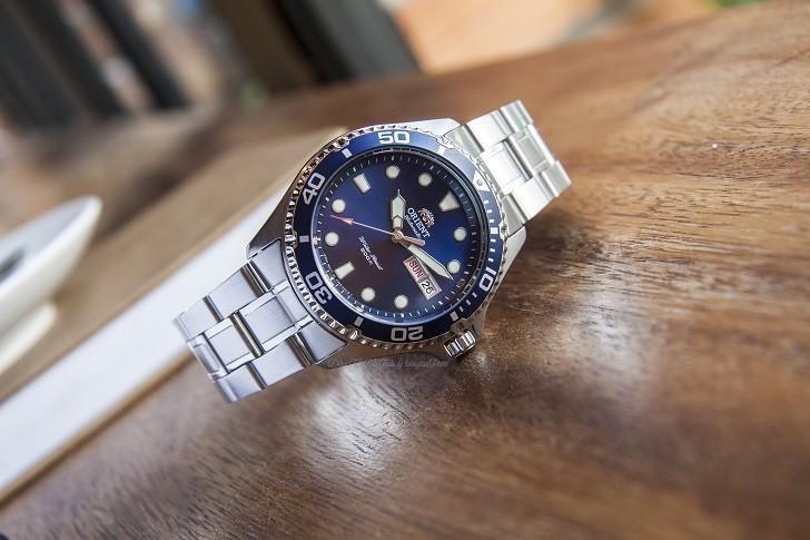 Đồng hồ nam Orient FAA02005D9 giá rẻ, thay pin miễn phí - Ảnh 1