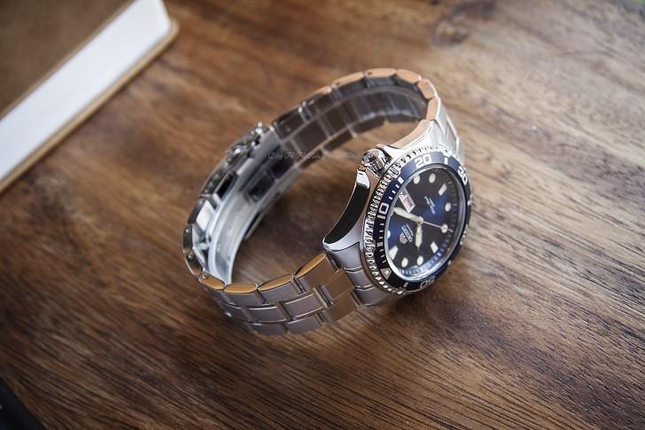 Đồng hồ nam Orient FAA02005D9 giá rẻ, thay pin miễn phí - Ảnh 2